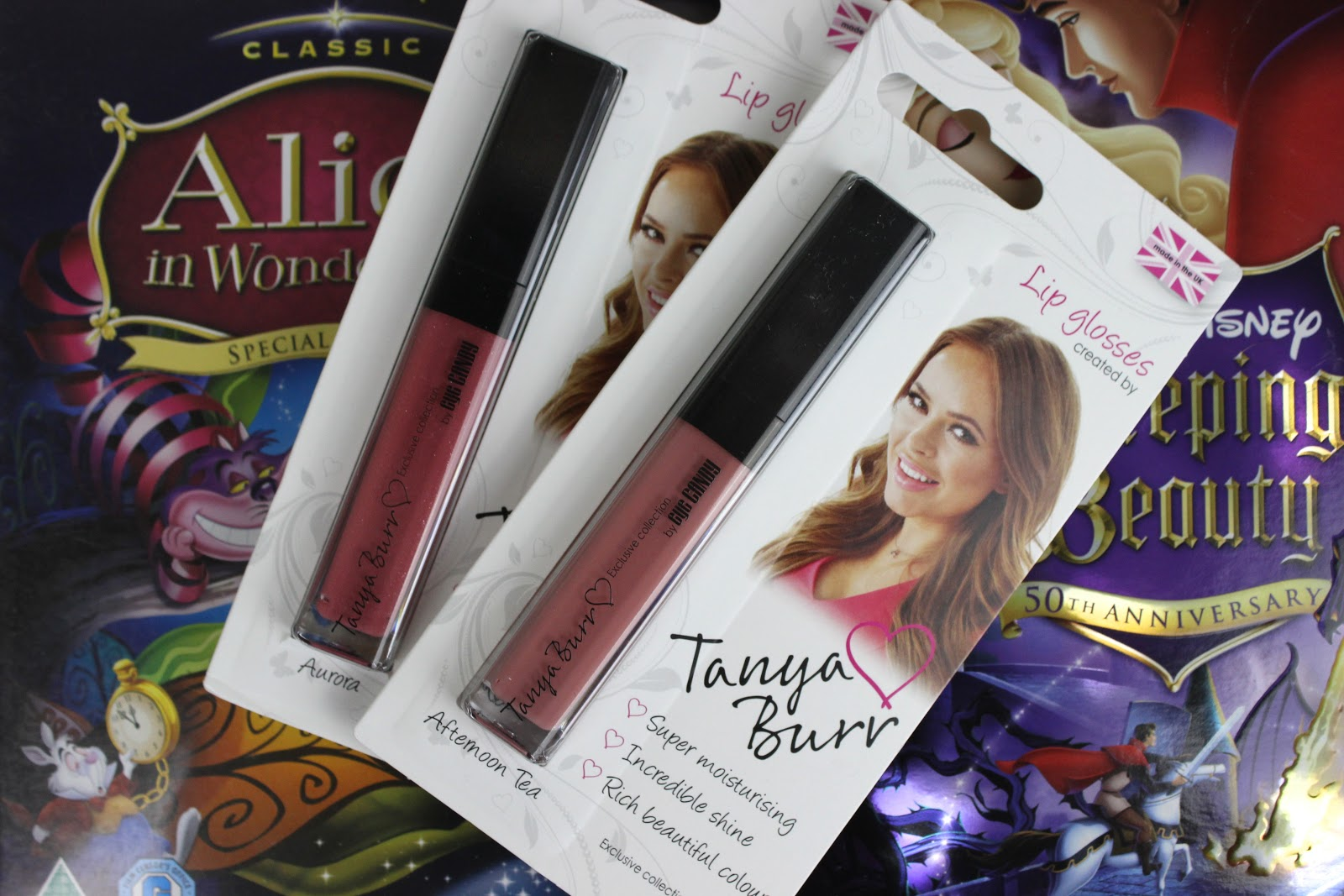 Tanya Burr Lips and Nails Lipgloss