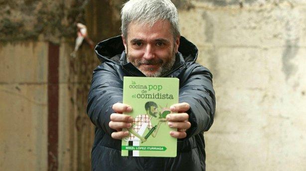 Libros y dem s parientes el comidista - Mikel lopez iturriaga novio ...