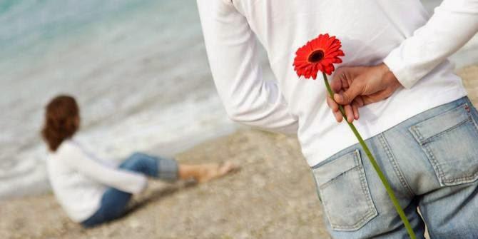 Tips bikin pria cuek jadi romantis