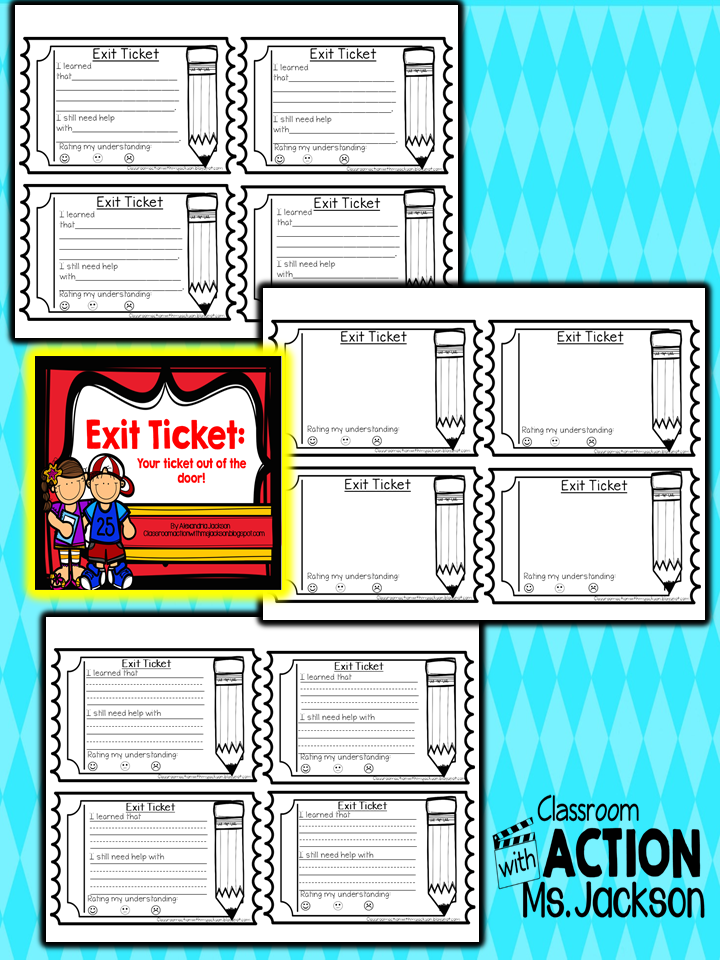 http://www.teacherspayteachers.com/Product/Exit-Tickets-1614846