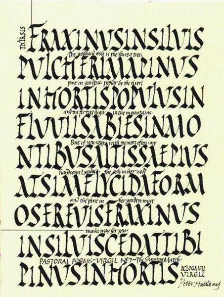 tipograf a unrn r stica muestras hist ricas On tipografia rustica