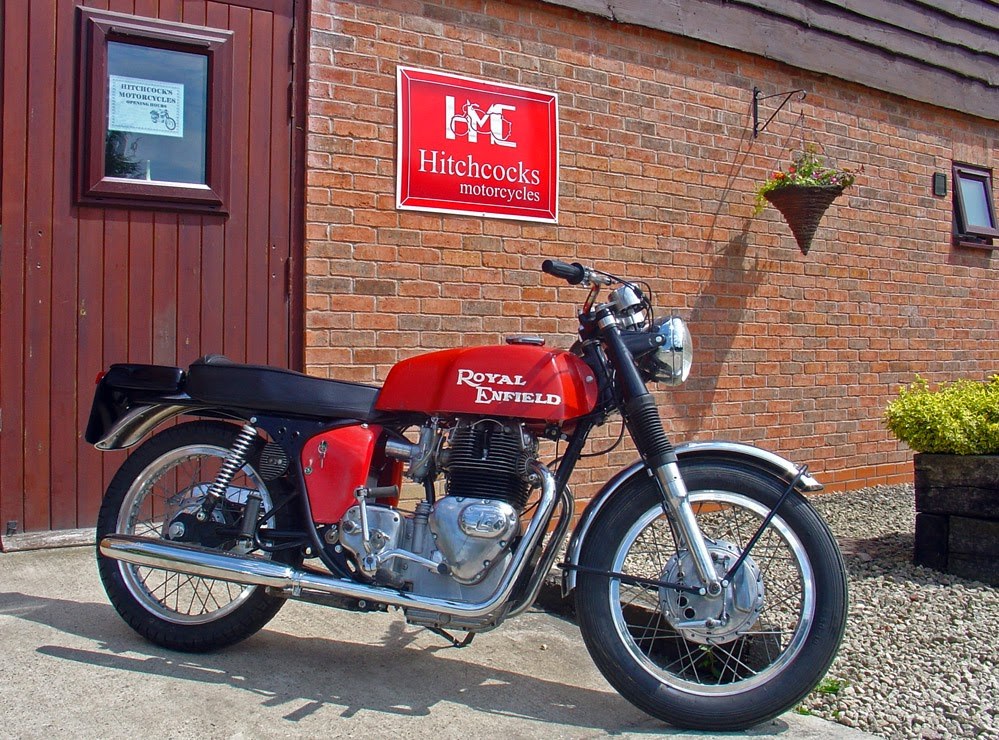 RoyalEnfields.com: 800cc Royal Enfield Interceptor ...