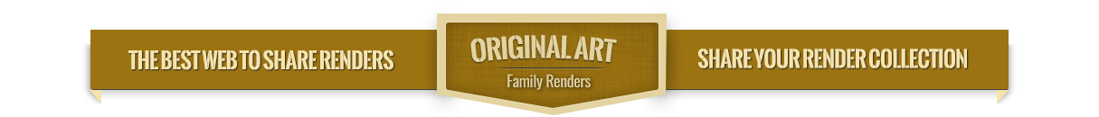 Original Art   | Family RENDERS