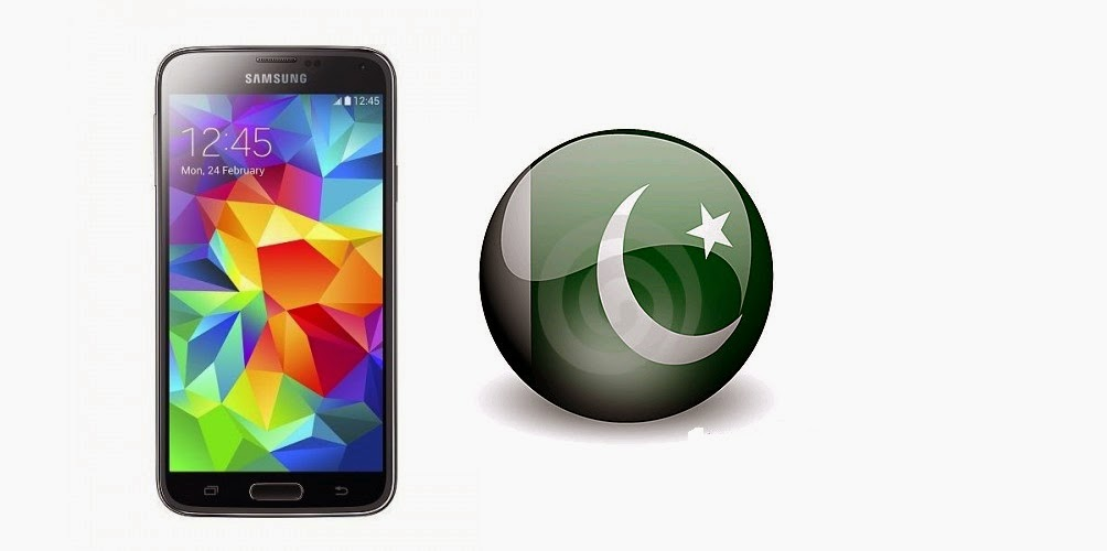 Samsung Galaxy S5 pre-orders started in Pakistan, priced at $812