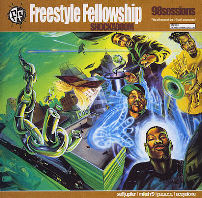 Freestyle Fellowship – Shockadoom EP (CD) (2003) (320 kbps)