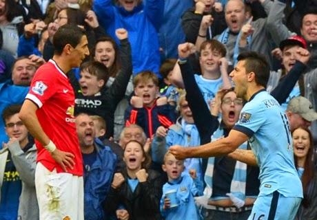 Liga Inggris : Manchester City vs MU : 1 – 0