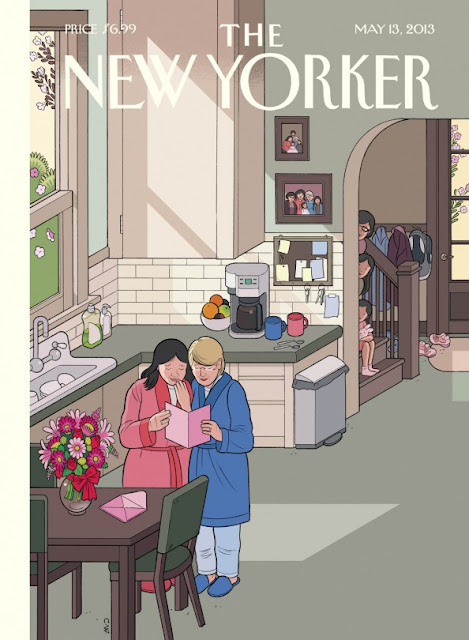 The New Yorker Dia das mães