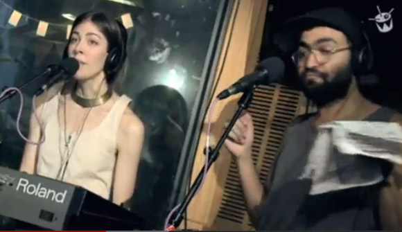 Chairlift feat. Kool A.D.(Das Racist) - Party(Beyonce cover)