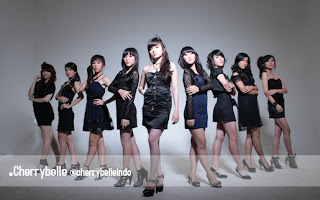 Lirik Lagu Cherry Belle - I'll Be There For You