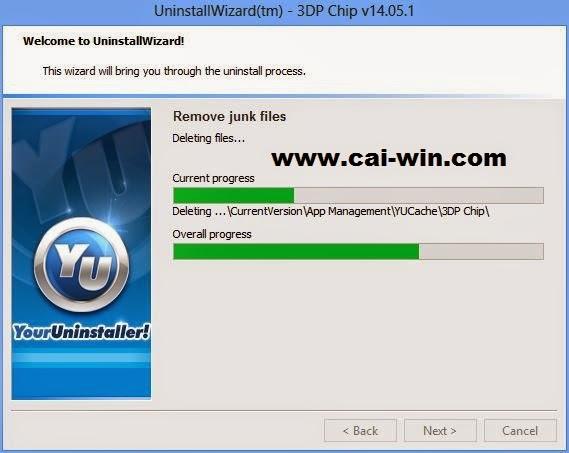 Hướng dẫn gỡ bỏ phần mềm