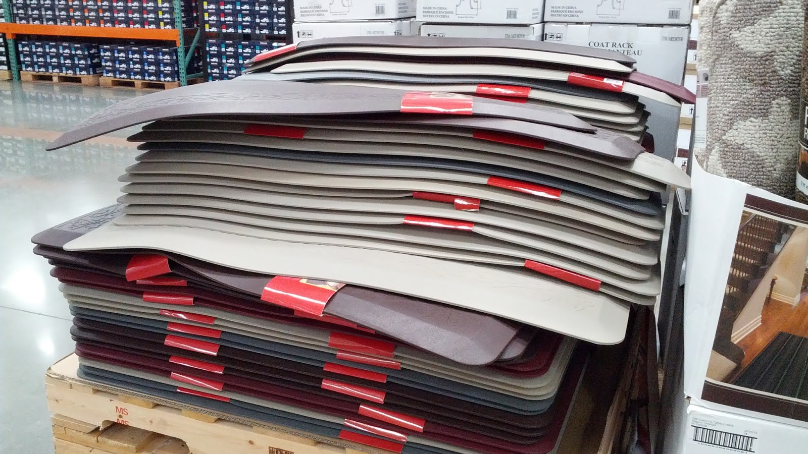 novaform kitchen mat. anti slip and tear resistant novaform kitchen mat a