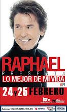 Raphael en concierto 2012
