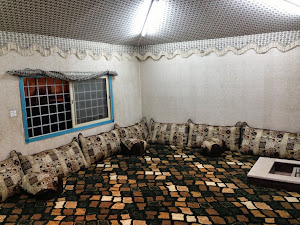 الخيمة الثانية  في القسم الصغير