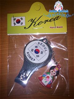 Ole-ole dari Korea
