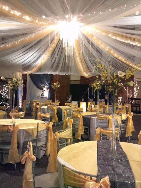 Wedding Function Room Decorations