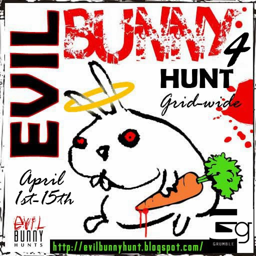 The Evil Bunny Hunt 4~Apply here!