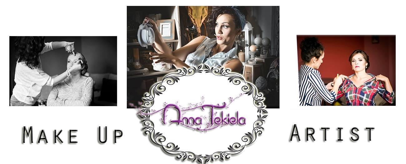Anna Tekiela Make Up Artist