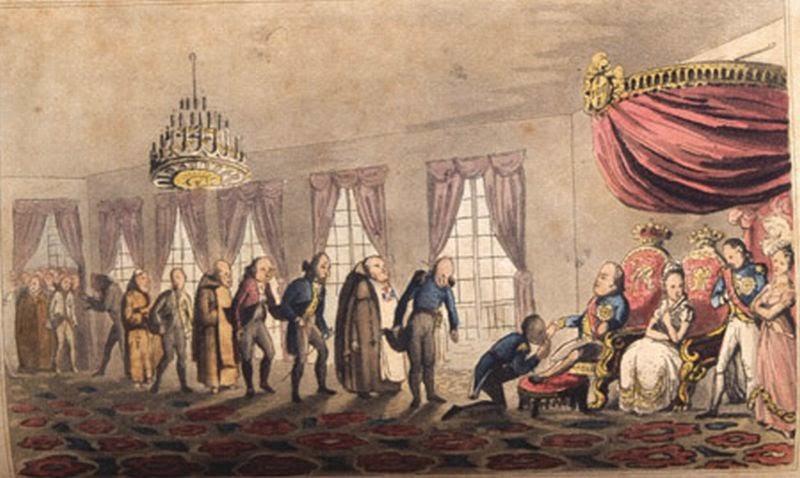 Patrimonialismo - sem distinção entre o público e o privado