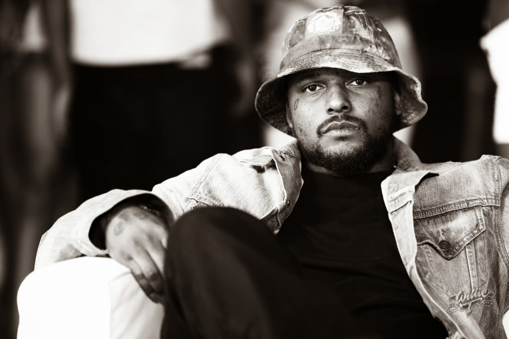 New video from Schoolboy Q