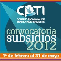 Convocatoria Subsidios 2012