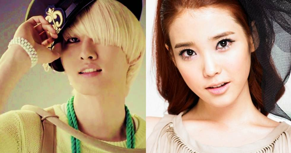 iu and eunhyuk dating scandal