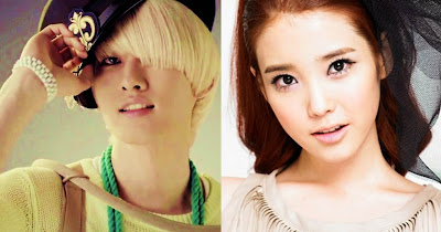 Super Junior's Eunhyuk and global star IU