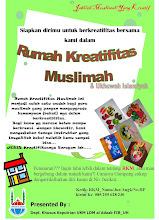 Rumah Kreatifitas Muslimah