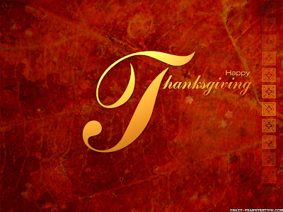Free Thanksgiving PowerPoint Background 28