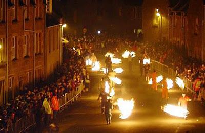 Image result for gambar festival bola api