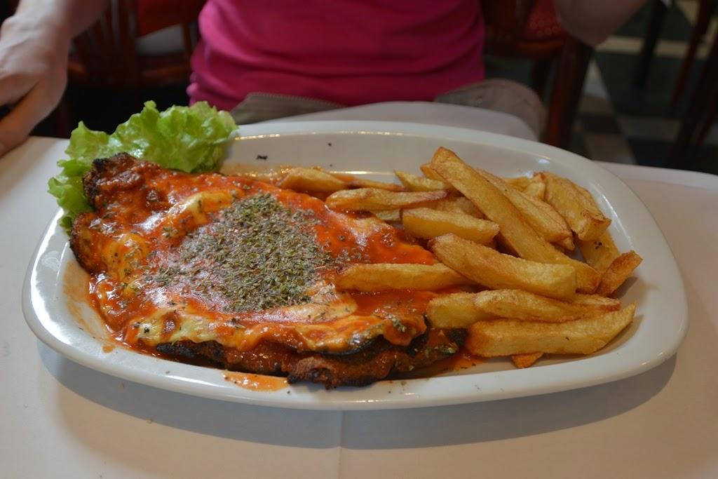 Buenos Aires Schnitzel