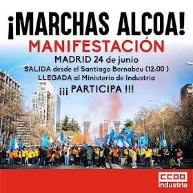 ¡Marchas Alcoa!