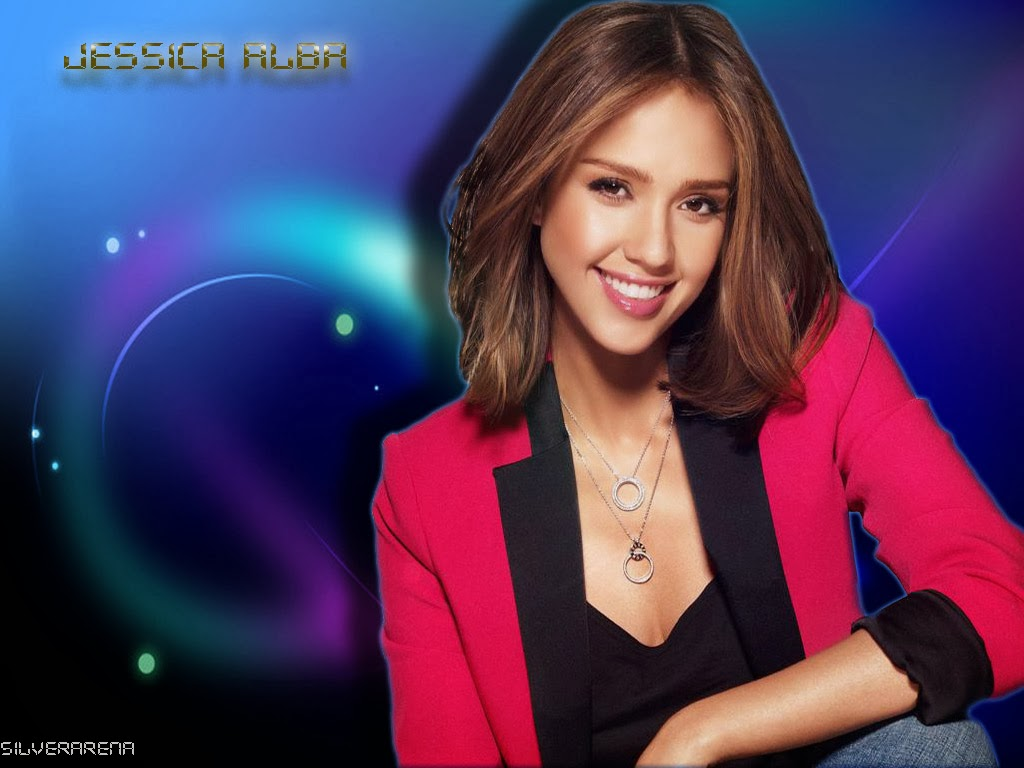 Jessica Alba on Naughty Mood