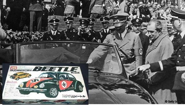 Volkswagen Beetle ~ Η ιστορία του Σκαραβαίου, του «αυτοκινήτου του λαού» + pics