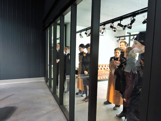 Nouvel atelier Benoit Nihant