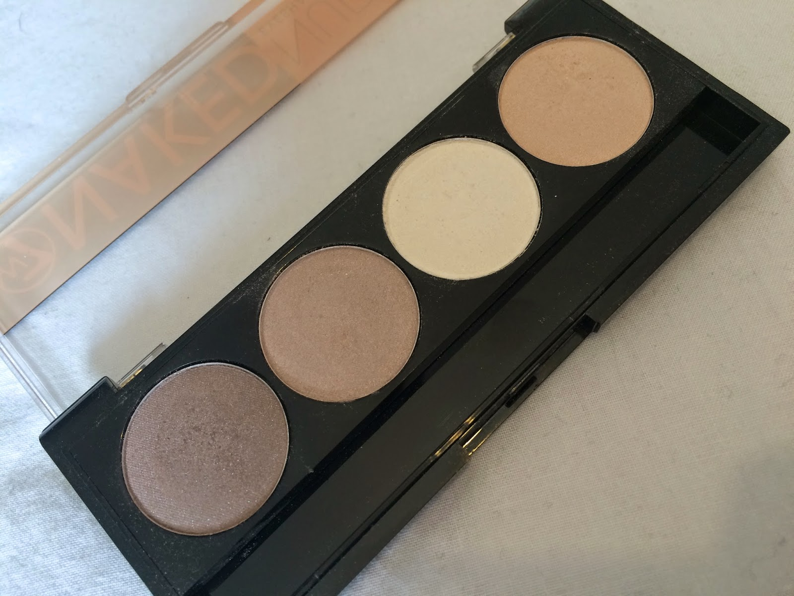 Review: An Affordable Neutral Eyeshadow Palette
