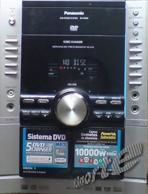 Modular Panasonic SA-VK950