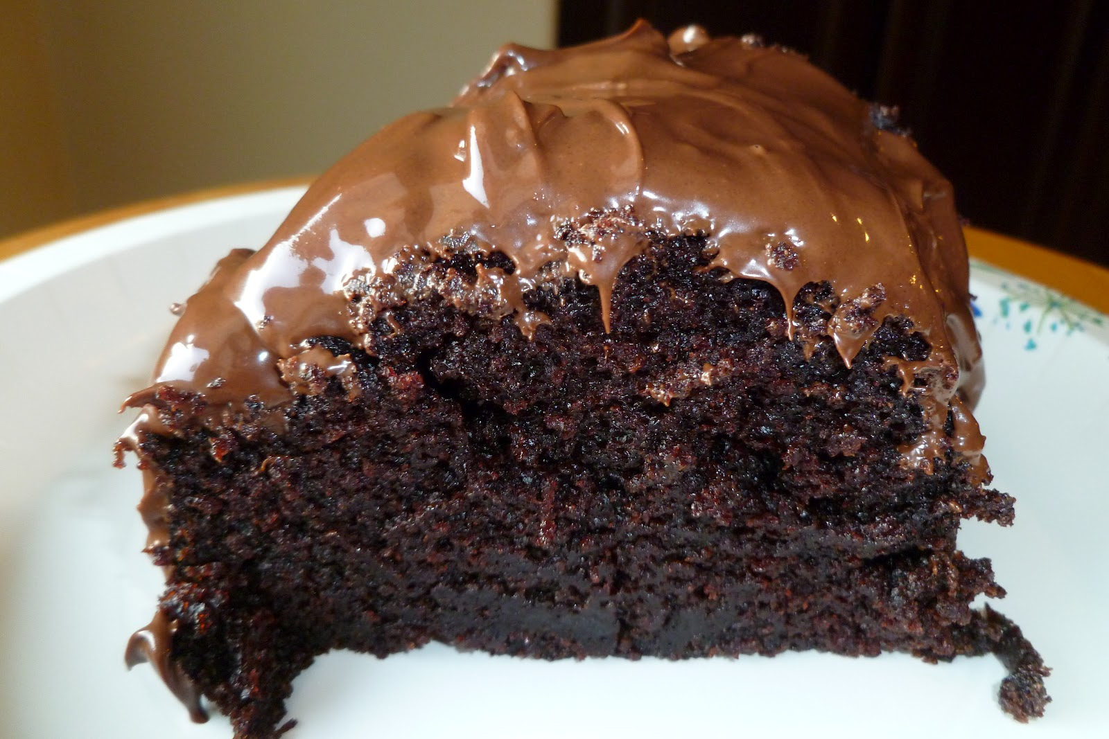 Easy Chocolate Fudge Cake Recipe With Cocoa Powder