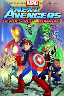 Next Avengers: Heroes of Tomorrow audio latino