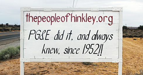 hinkley california pg&e