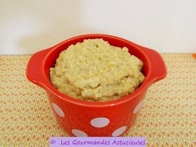 Comment faire un quinoa crémeux ?