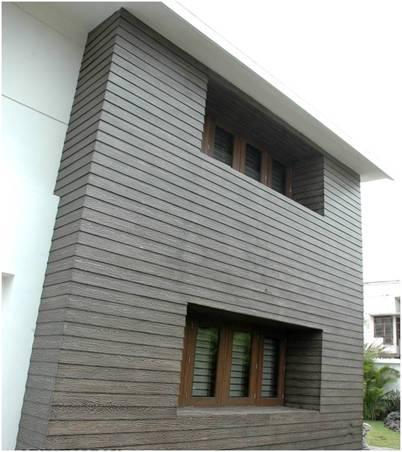 Fibre cement cladding