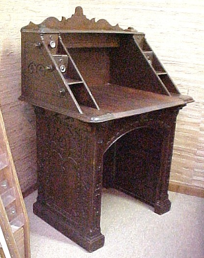 Davenport desk ~ Home Designs