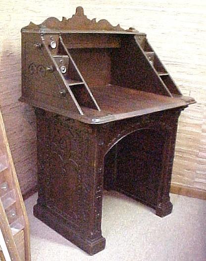 Davenport Desk Home Designs