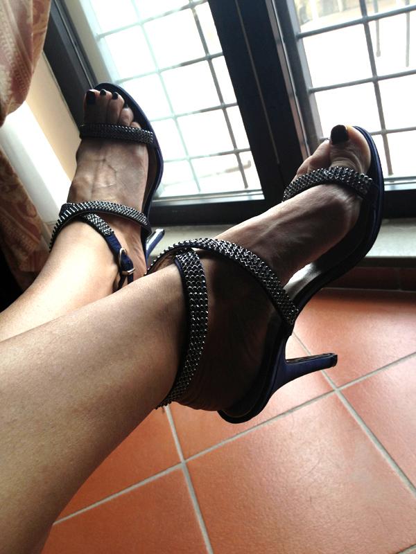social network dei piedi