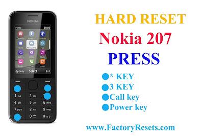 Hard-Reset-Nokia-207