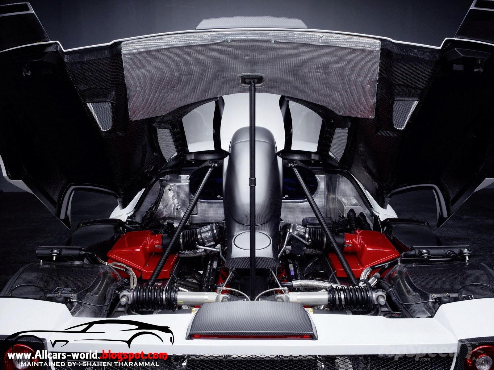 automotive news 2010 gemballa mig u1 ferrari enzo - Ferrari Enzo 2010