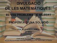Divulgació de les matemàtiques