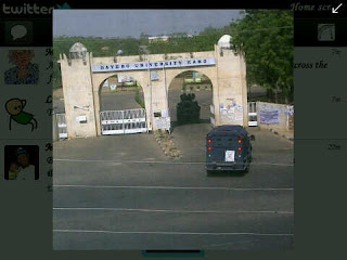 Now ..Bayero University  Bombing..Minute By Minute Account Of What Happened