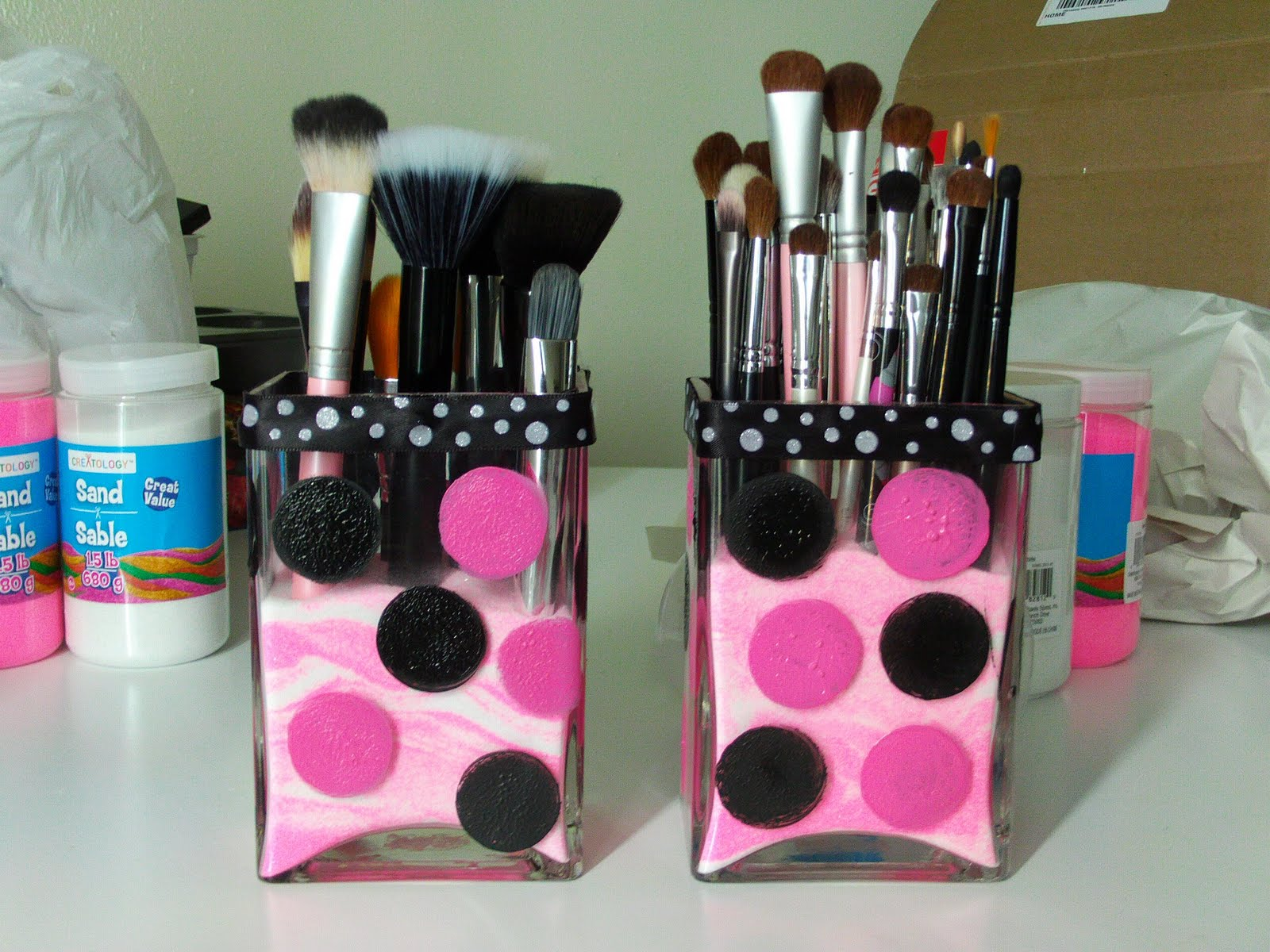 how to create your own makeup brushes