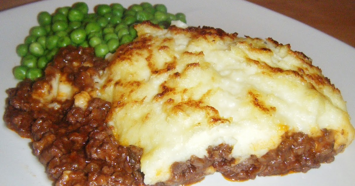 the Best Recipes: Classic Cottage Pie